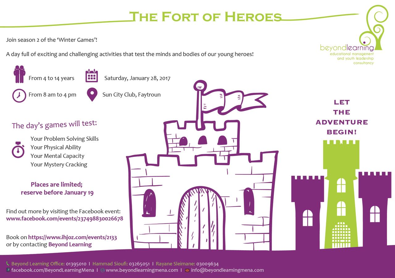 The Fort of Heroes